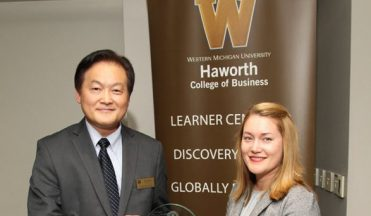 SalesPage Leader Receives WMU Award