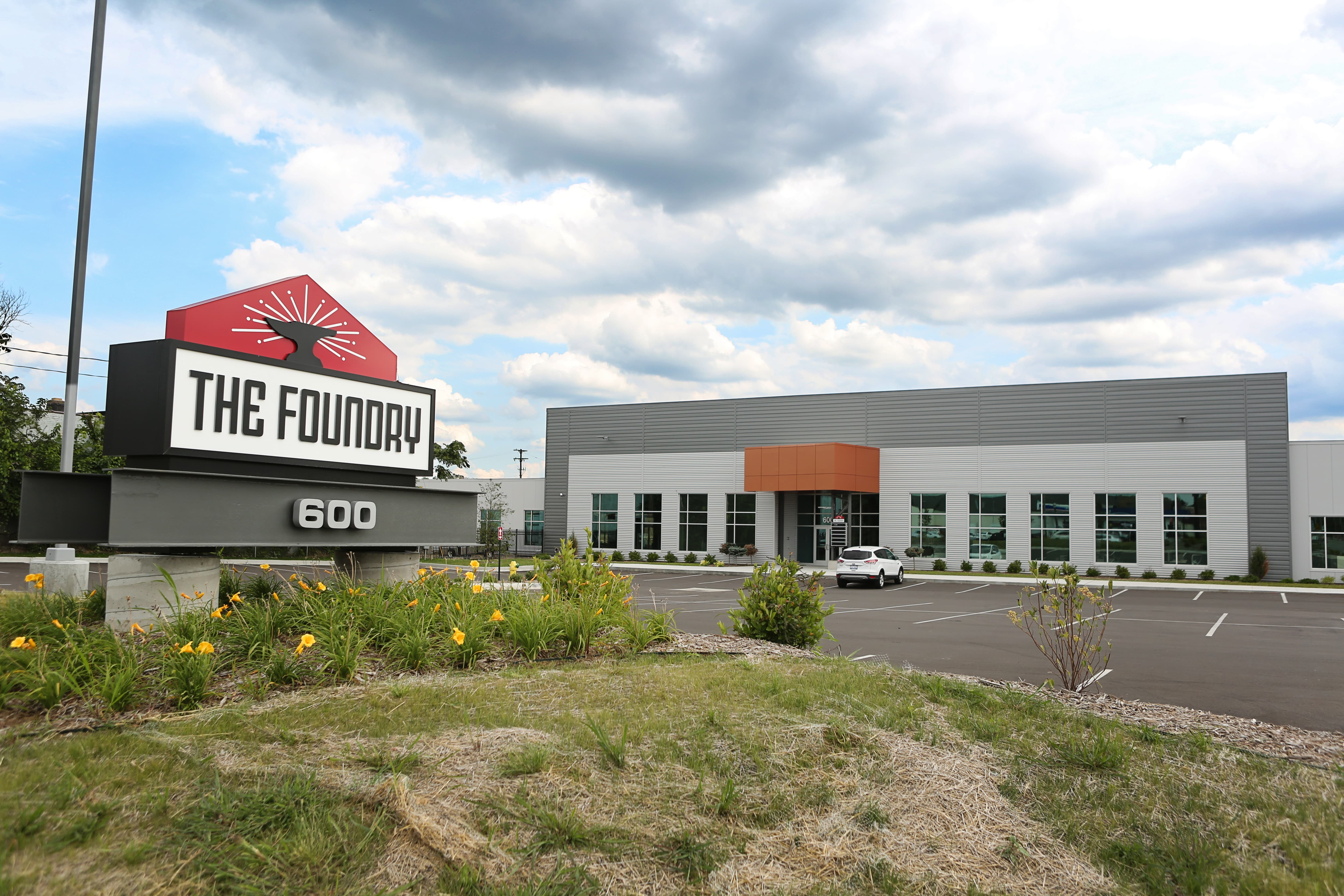 foundry building