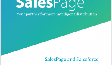 SalesPage and Salesforce – Forging the missing link in the asset management data chain